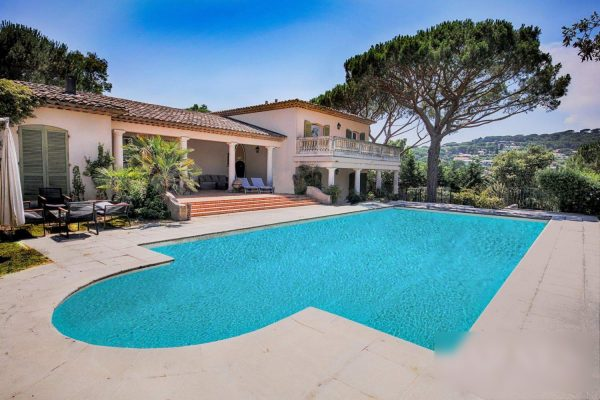 SAINT-TROPEZ - Villa near the beaches and Saint-Tropez